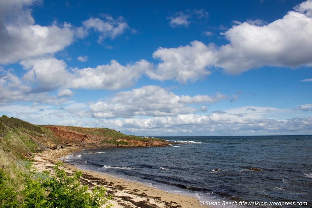 Crail coastal walk